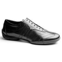 PD Pietro Braga Street – Black Leather